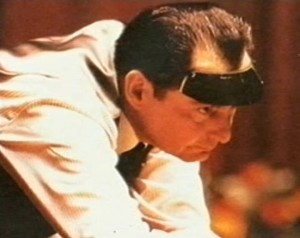 Ray Reardon Wearing Cap