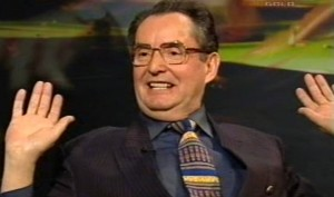 Gleeful Ray Reardon