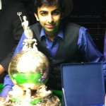 Pankaj Advani - World Billiards Champion 2012