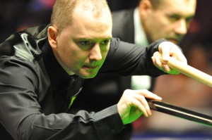 Graeme Dott talks about becoming a coach