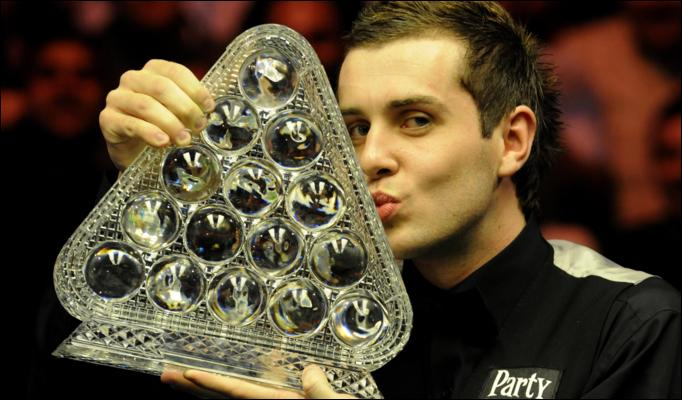 Mark Selby defeated Ronnie O'Sullivan in a thrilling Masters final this year