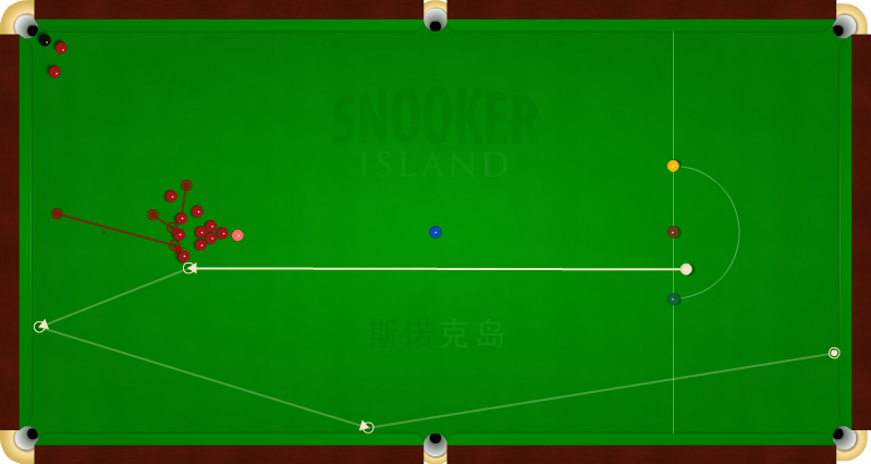 Frame Snooker